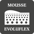 Mousse Evoluflex